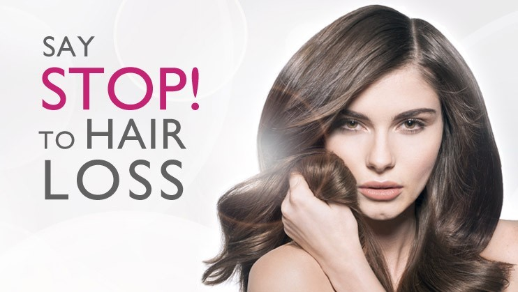 Say Stop To Hair Loss Say Stop To Hair Loss